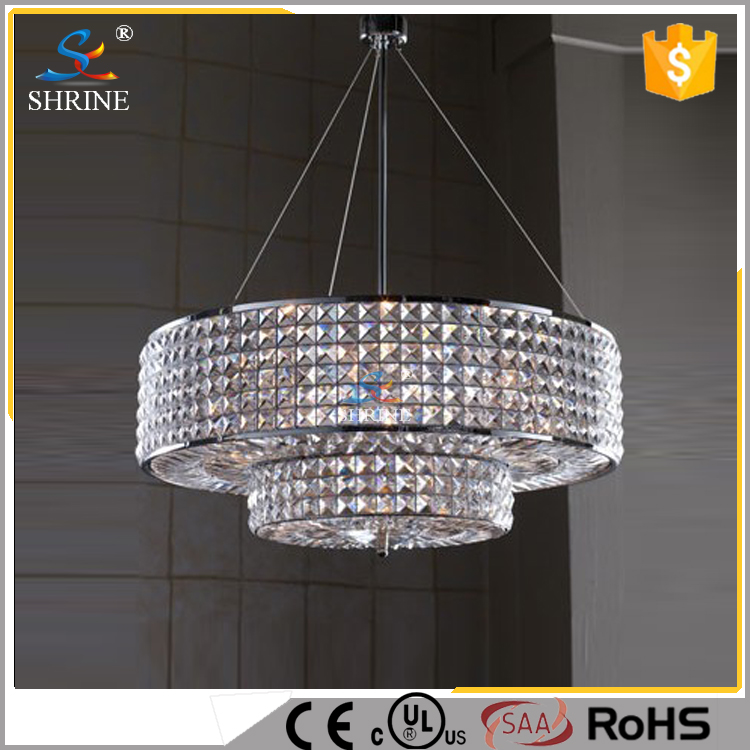 Crystal Chandelier Round Crystal Chandelier Round Suppliers and