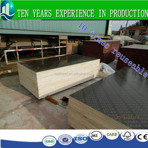 China cheap 18MM WBP plywood / 9mm plywood for myanmar