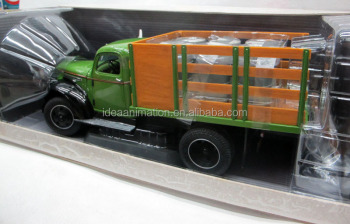 Oem Custom Made Metal Cast Truck Model 1 16 Large Scale 1946 Medium Duty
