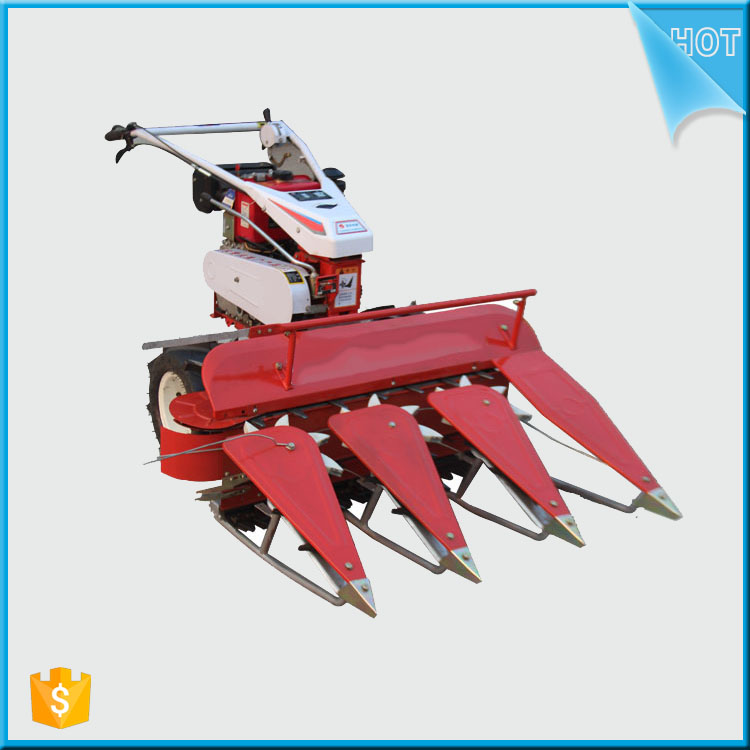 Mini wheat harvester/wheat combine havester