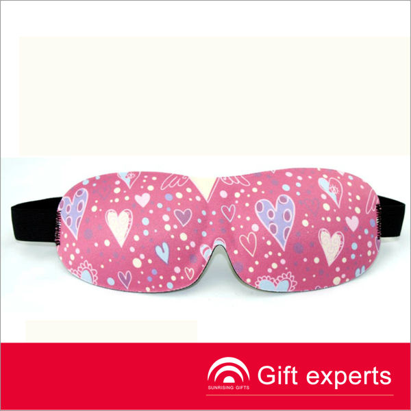 sleeping overnight eye mask to protect your eye more comfortable