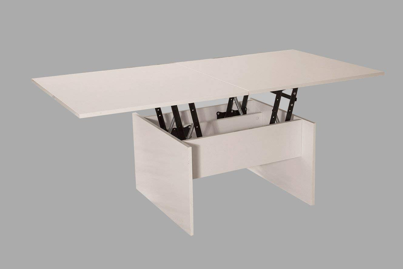 White Lift Up Coffee Table.Buy Karizma Lift Top Coffee Table By Turnada White Coffee Table