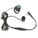 [M-E1126-K]Noise canceling rugged waterproof ear hook headsets for Baofeng UV-5R BF-666S BF-777S BF-888S