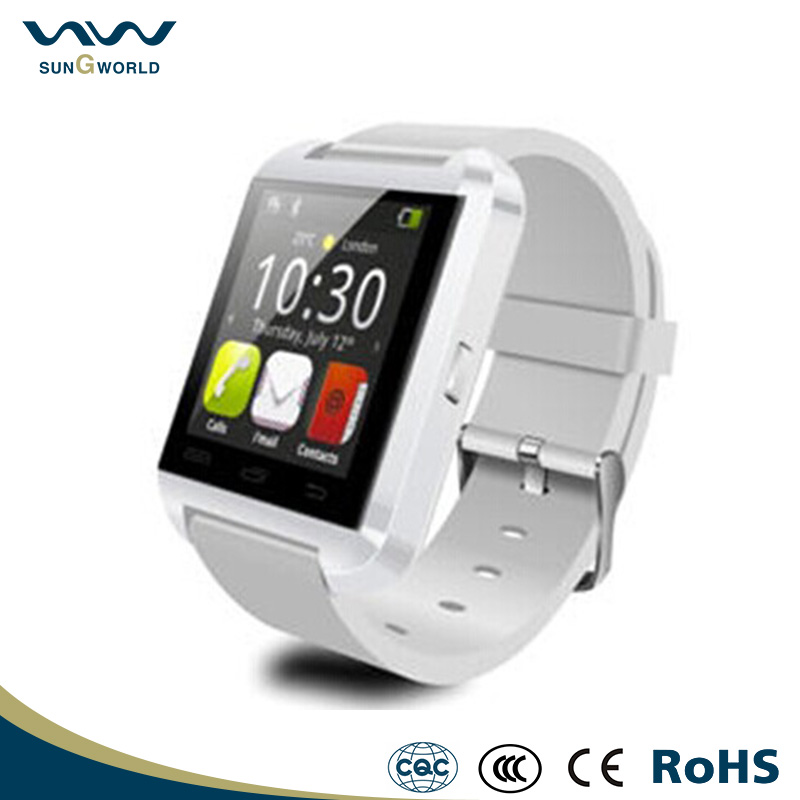 Colorful high quality smart watch mobile phone