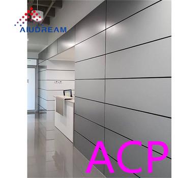 Free Sample Acp Color Card Aluminum Composite Panel