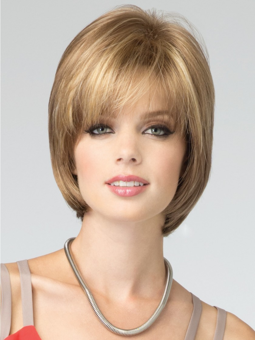 Medusa Hair Products Natural Straight Styles Short Blonde