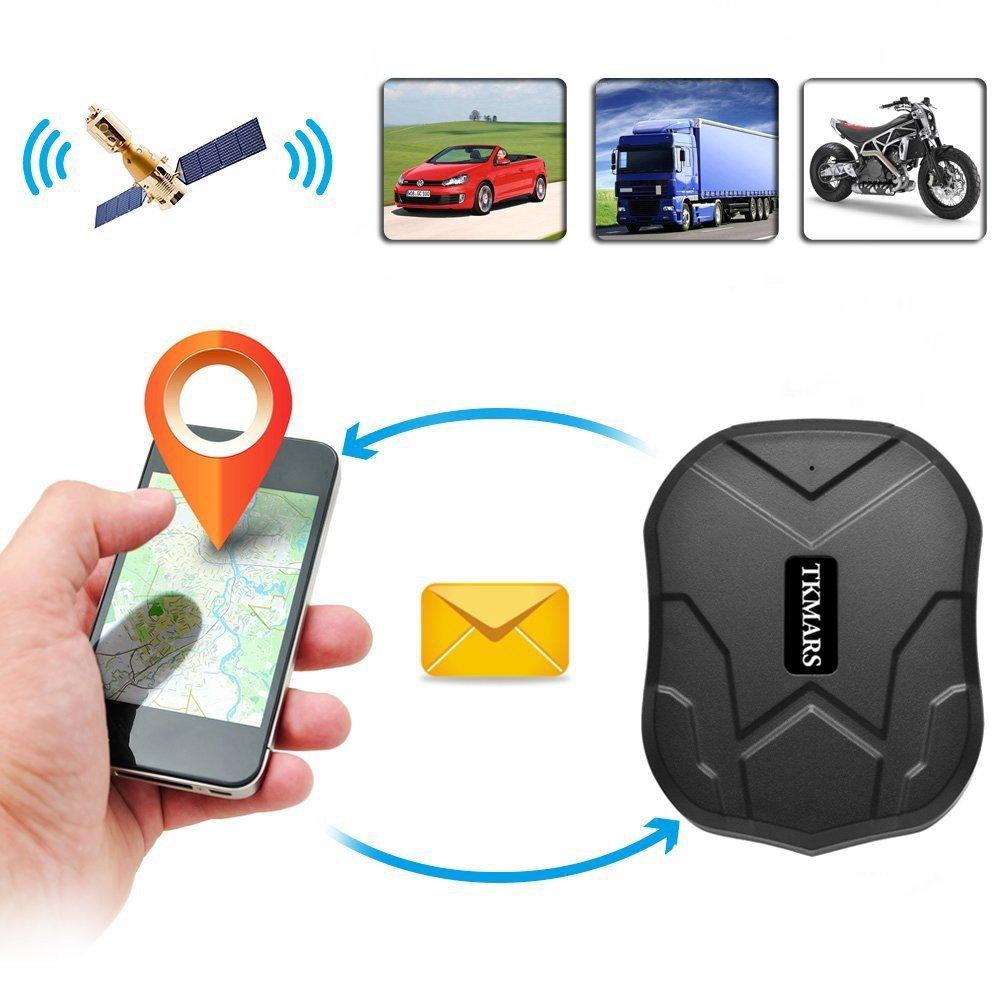 Hangang GPS Tracker,Waterproof Strong Magntic Car GPS Tracker,Real-time Tracking GPS Tracker,Long Standby Vehicle GPS Tracker