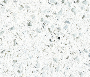 Wholesale Cheap Price Crystal white galaxy White Star Sparkle White Artifical stone Quartz Stone