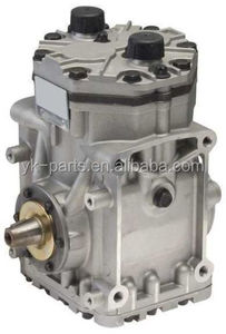auto aair conditioning compressor YORK 210 car compressor