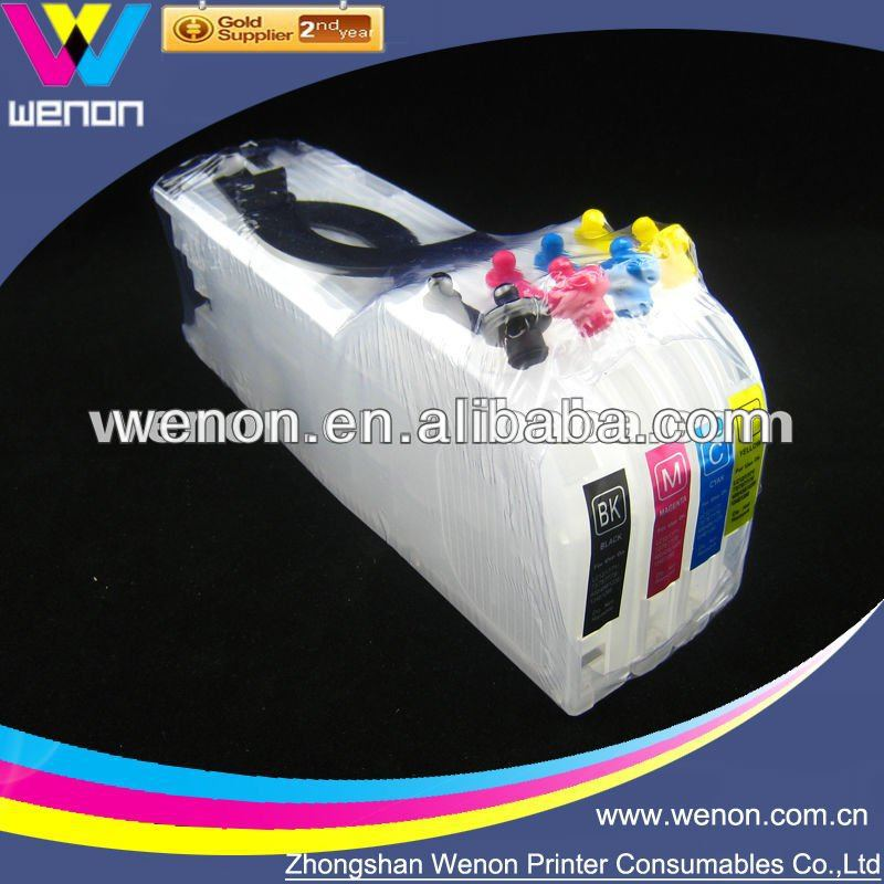 HOT!! Large Ink Volume Refill Ink Cartridge for Brother LC12 LC40 LC71 LC73 LC75 LC400 LC1220 LC1240
