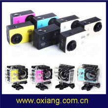 Full HD 1080P Action Sport DV Camera Underwater 30 Meters SJ4000