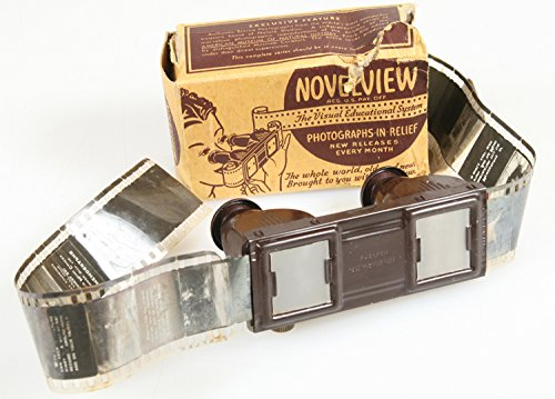 NOVELVIEW 3D VIEWER IN BOX WITH VIEWS