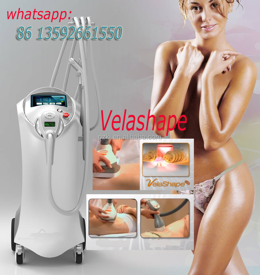 Velashape Iii Infrared Rf Vacuum Roller Massage
