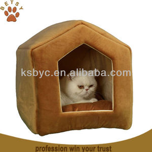 cat accessories House Shape Cat Bed