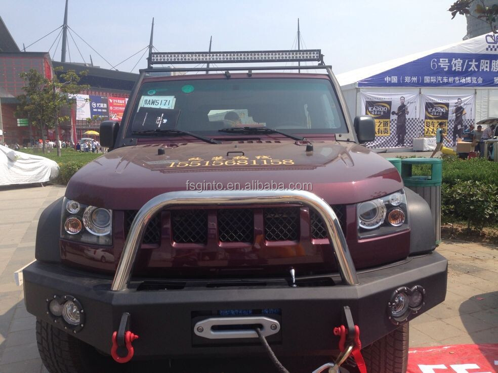 "Tough 198w 30.5"" Spot Flood Combo Led Light Bar Car 4wd Suv Truck ..."