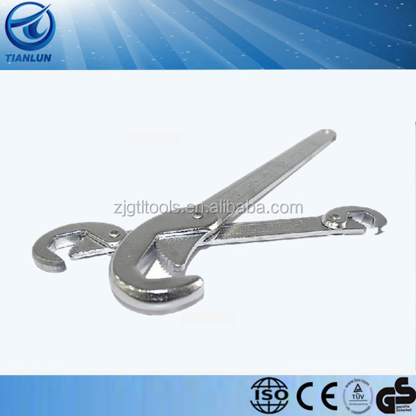 Tlw-701 Adjustable Telescopic Basin Wrench Sink Wrench