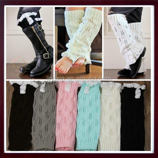 Kids Boot Cuffs Baby Leg Warmers Girls Boot Socks Girls Boot Cuff Boot Socks,Boot Toppers Kids Boot Socks Lace Leg Warmer Boot Sock