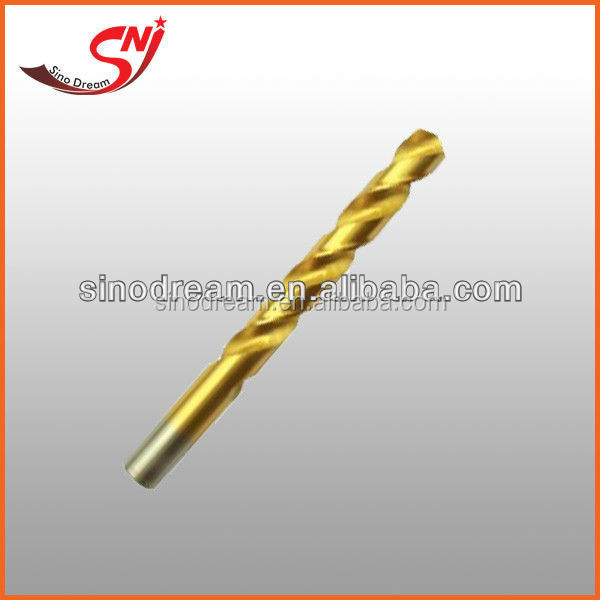Free sample 4341 hss drill bit for iron