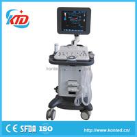 Beijing Konted FDA Approved Fetal Heart Doppler Machine Portable Ultrasound Doppler