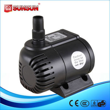 450l h fish tank aquarium pond electric water pump jp 052 for Electric fish tank