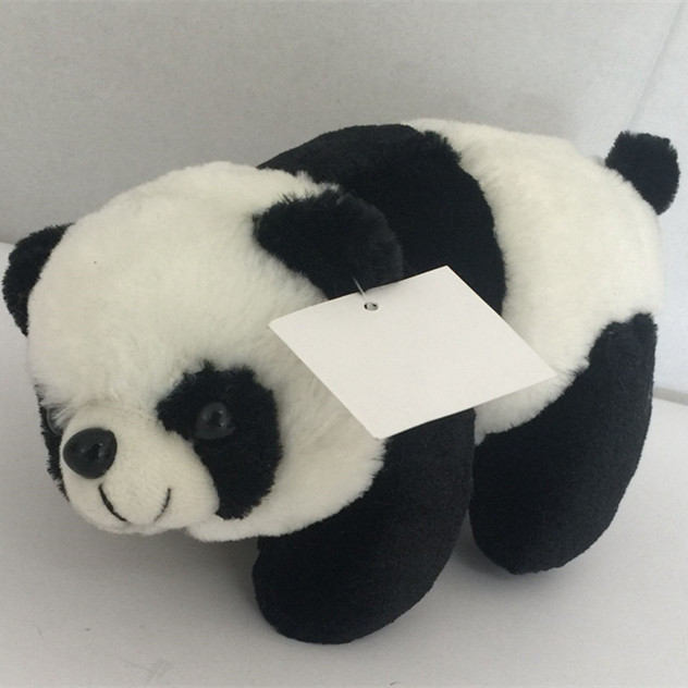 9-40cm Panda Bear Standing Stuffed Animal Plush Soft Toys For Baby Cute Gift