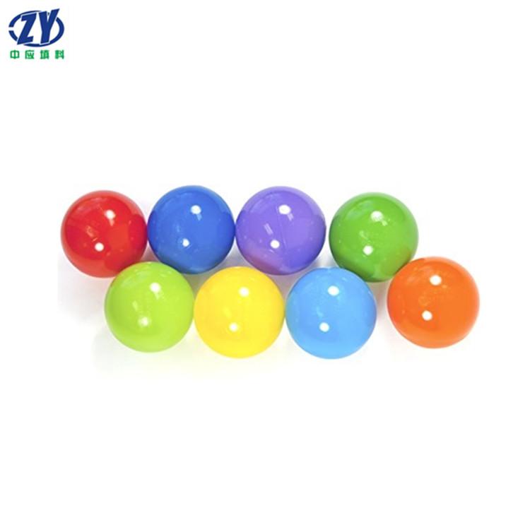 Отличное качество Заводская Продажа LDPE цветные пластиковые шарики