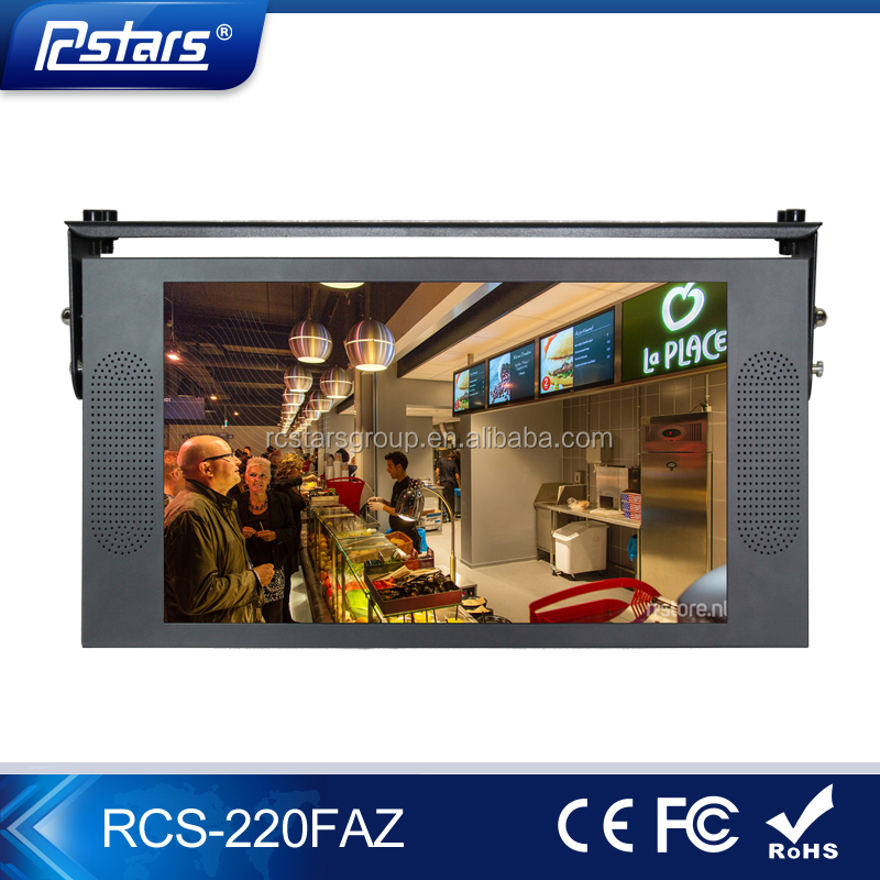 22 inch Cina Cheap Full HD Ingresso HDMI Android 3G Network Advertising Media Player