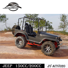 Factory 150cc 200cc 250cc Adult Mini Jeep 4x4 With CE