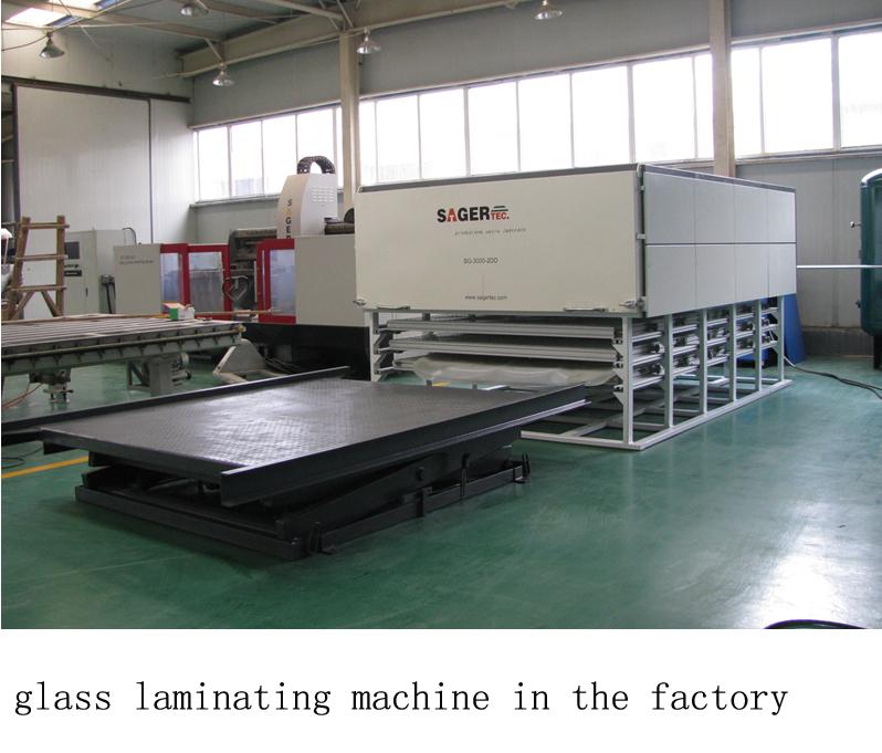 Smart Glass Laminating Oven/ Eva Pdlc Film Glass Heating Machine ...