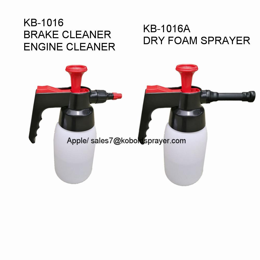 KB-1801D हाथ दाना झाड़न स्प्रेयर