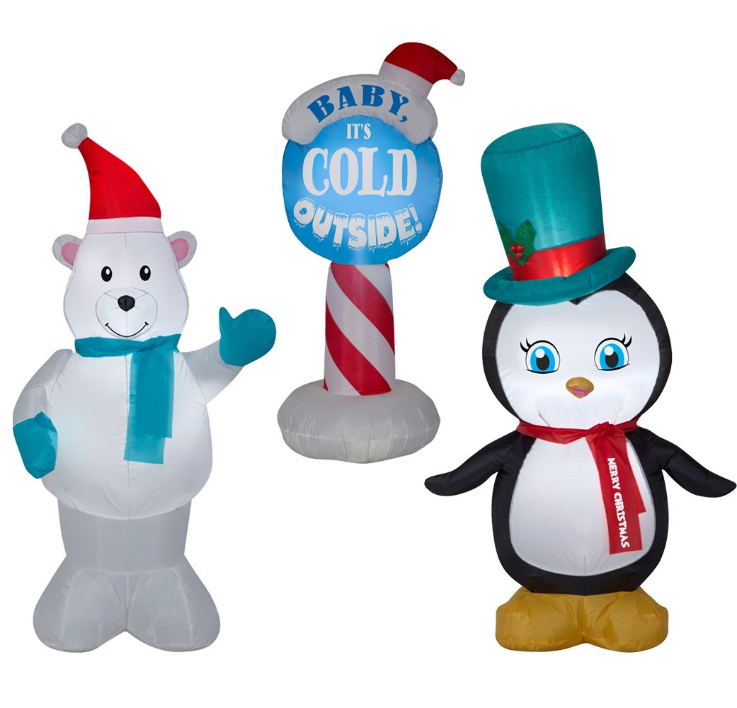 Cheap Polar Bear Christmas Decorations Outdoor, find Polar Bear ...