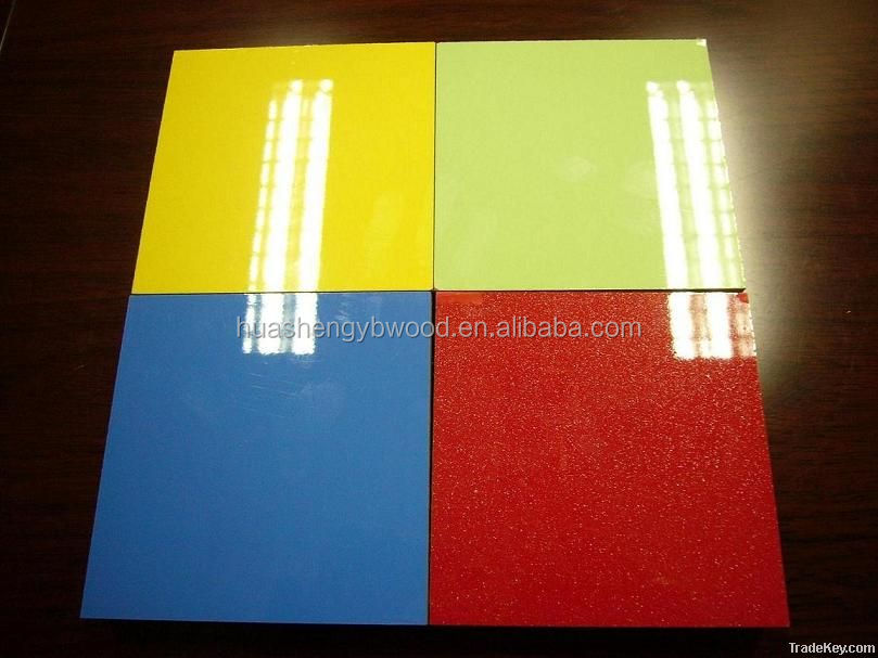 High Glossy 18mm Uv Coated Mdf From Manufacturer