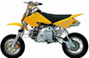 China made Hot sell gas powered mini dirt bike