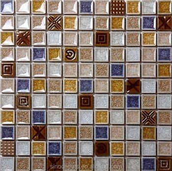 Mosaique En Ceramique carreaux de céramique/céramique mosaïque/modèles céramique pour la