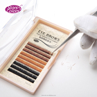 Eyebrow Extension Eyebrow Extension Mix Colors Eyebrow Extension For Makeup