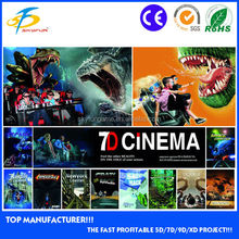 9d cinema/Skyfun Top quality motional cinema theater devices 4D 5D 6D 7D 9D movie chairs system for sale