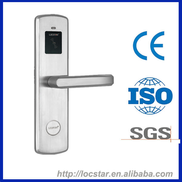 LS-8105 Stainless Steel Electronic Hotel Lock