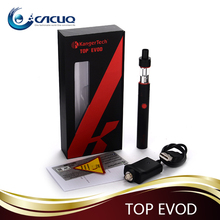 Hottest Kanger Topevod starter Kit 1.7ML Black, White, Red, Silver Kangertech Topevod