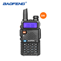 Best handheld BAOFENG BF UV 5R BF-5R Dual Band ham two way radio am fm portable vhf uhf handy talkie walkie