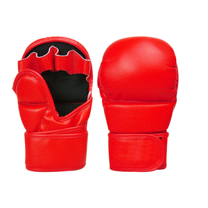 Wholesale Half Finger mma boxing gloves mma sparring glove