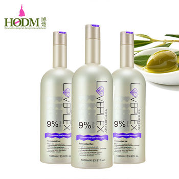 OTTO KEUNIS OEM high quality professional salon use permanent hair developer hair dye+professional use silver blonde developer