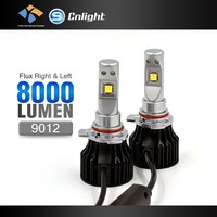 6G 12V 35W Led Headlight Conversion Light Bulbs with FTG canbus Low Fog