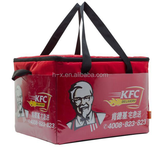 customized thermal food <strong>delivery</strong> bag