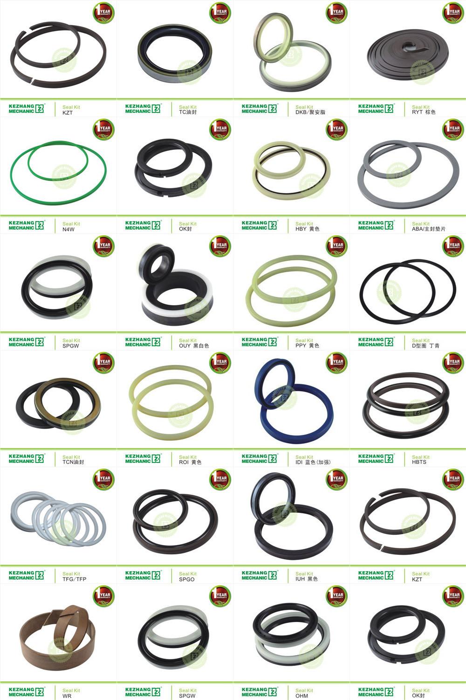 Gearbox Repair Seal Kit For Excavator/kubota Hydraulic Cylinder Seal Kit -  Buy Hydraulic Jack Repair Kit,Ptfe Hydraulic Seal Kits,Gearbox Repair Seal