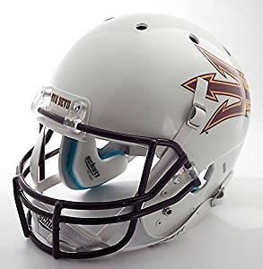 ARIZONA STATE SUN DEVILS Schutt AiR XP Gameday REPLICA Football Helmet ASU (WHITE)