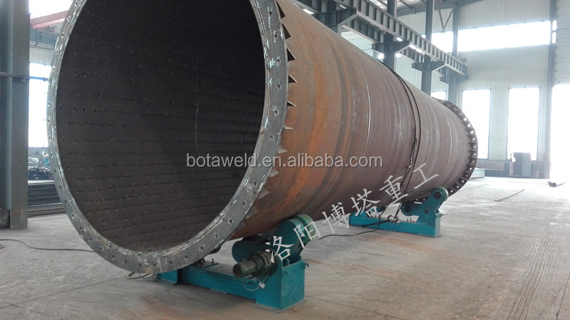 Wired Bolt Adjustment Pipe Welding Turning Rolls 10000kg