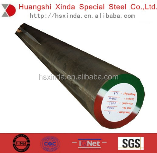 Good Quality Hot Rolled/Forged ASTM A2 Tool Steel Flat/Round Bar For Free Sample