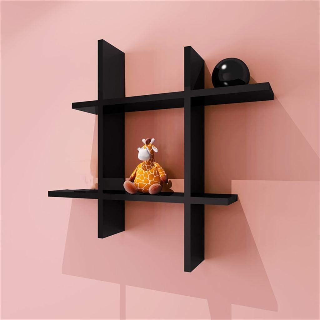 Get Quotations · Uncle SamLI@ Creative Modern Personalized Shelves, Living  Room TV Wall Decoration Rack Personalized Shelves