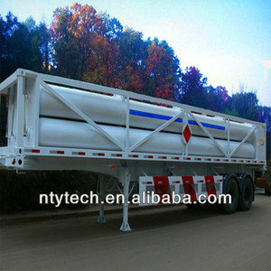 Tube Trailers to transport Compresses Natural Gas (CNG), Hydrogen, Helium