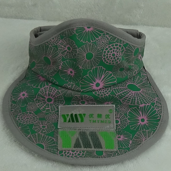 New style X-ray protective thyroid collar